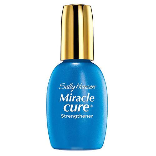Средство для укрепления ногтей Miracle cure, 13,3 мл (Sally Hansen, Уход за ногтями) средство для утолщения тонких ногтей miracle nail thickener 13 3 мл sally hansen уход за ногтями