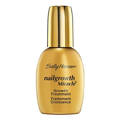 Средство для активизации роста ногтей Nailgrowth miracle, 13,3 мл (Sally Hansen, Уход за ногтями) средство для утолщения тонких ногтей miracle nail thickener 13 3 мл sally hansen уход за ногтями