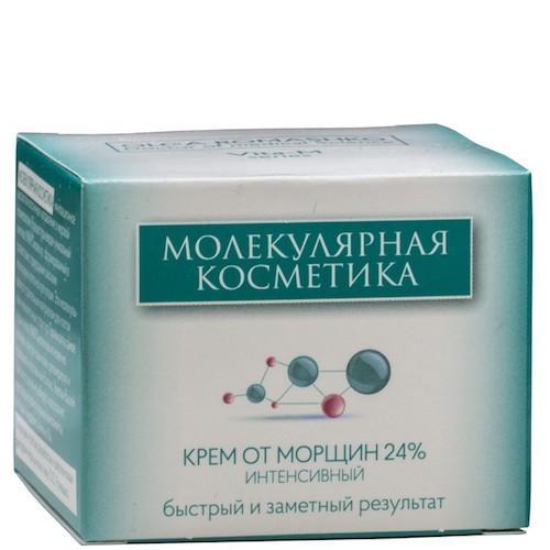 Крем интенсивный от морщин 24 50 мл (Ольга Ромашко, Средства от морщин) крем кристина от морщин