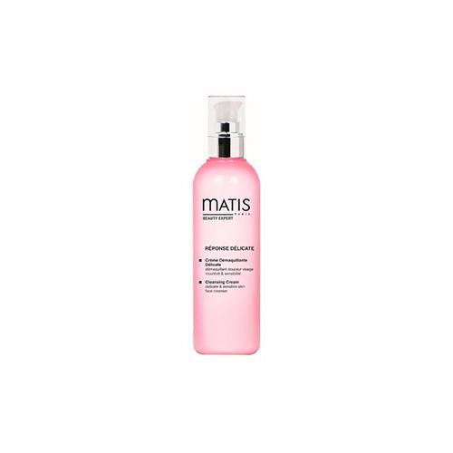 Крем очищающий питательный для снятия макияжа 200 мл (Matis, Линия для чувствительной кожи)