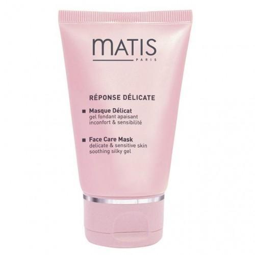 Matis Освежающая и успокаивающая гель-маска для мягкого ухода 50 мл (Matis, Линия чувствительной кожи)