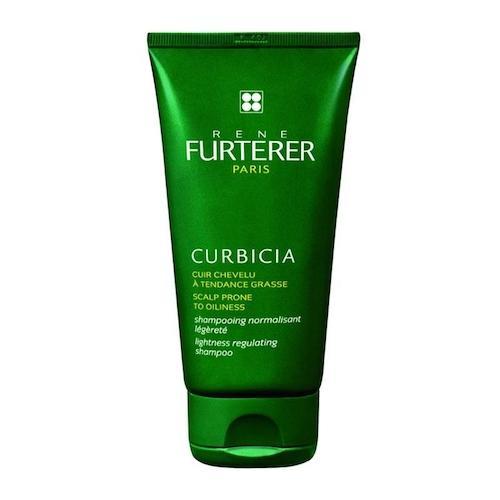Регулирующий шампунь для склонной к жирности кожи головы 150 мл (Rene Furterer, Curbicia) rene furterer curbicia шампунь маска очищающий для жирной кожи 200 мл