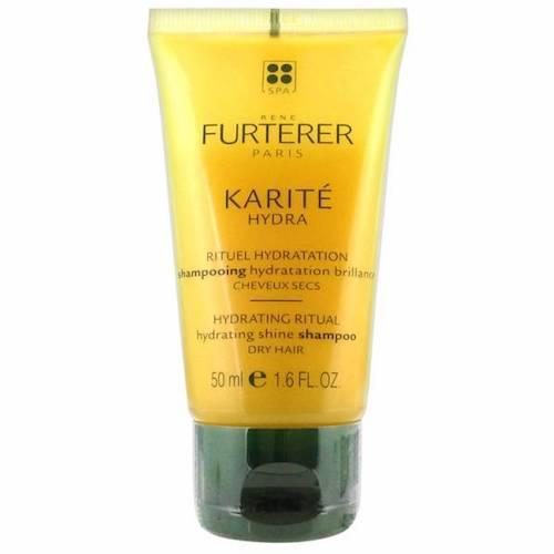 Шампунь увлажняющий для сухих волос 150 мл (Rene Furterer, Karite Hydra)
