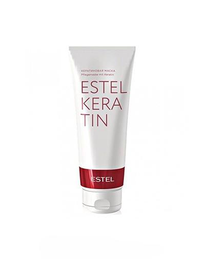 Кератиновая маска для волос Keratin, 250 мл (Estel, Keratin) кератиновая вода для волос keratin 100 мл estel keratin