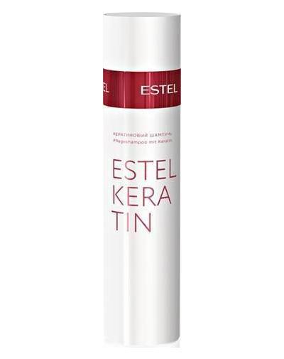 Кератиновый шампунь для волос, 250 мл (Estel, Thermokeratin)