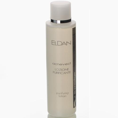 Очищающий тоник-лосьон для проблемной кожи 250мл (Acnevect) (Eldan)