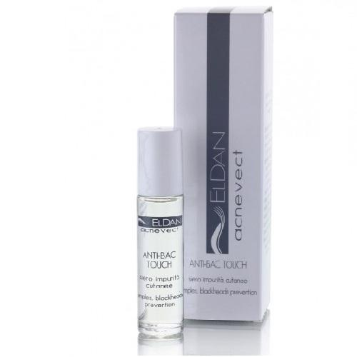Очищающее средство Anti bac touch 10 мл (Eldan, Acnevect) eldan ialuron cream