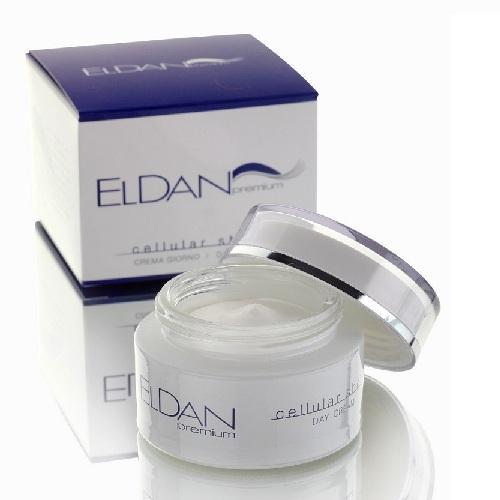 Eldan Дневной крем spf 15 50мл (Premium cellular shock)