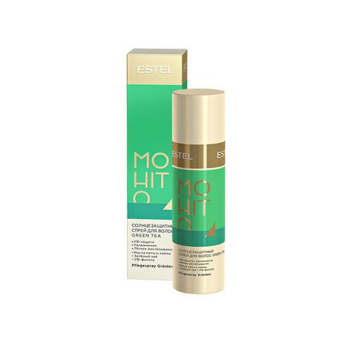 Estel Солнцезащитный спрей для волос Зёленый чай Otium Mohito 100 мл (Estel, Otium Mohito) estel otium mohito набор для домашнего применения лайм
