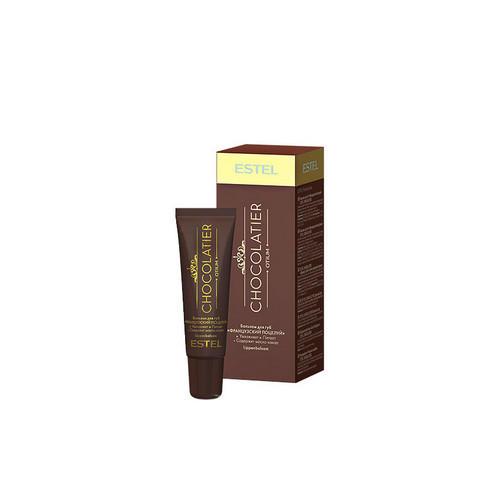 Estel Бальзам для губ Французский поцелуй Otium Chocolatier, 10 мл (Estel, Otium Chocolatier)