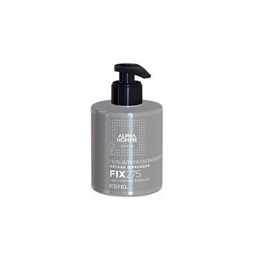 Купить Estel Гель для укладки волос легкая фиксация PRO, Alpha homme 275 мл (Estel, Alpha Homme), Россия