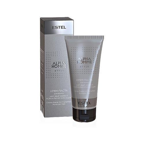 Купить Estel Крем-паста для волос с матовым эффектом, Alpha homme100 г (Estel, Alpha Homme), Россия