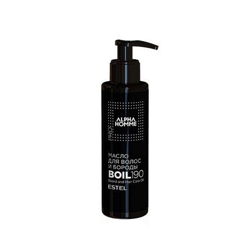 Купить Estel Масло для волос и бороды PRO, Alpha homme 190 мл (Estel, Alpha Homme), Россия