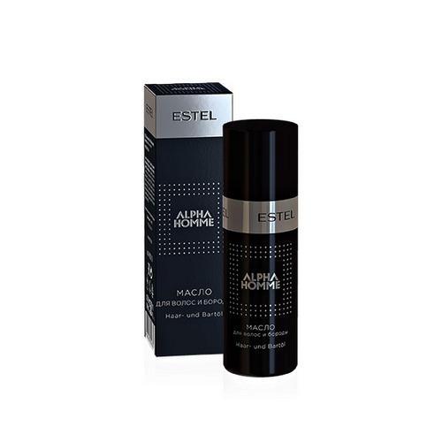 Купить Estel Масло для волос и бороды, Alpha homme 50 мл (Estel, Alpha Homme), Россия