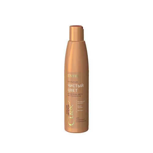 Estel Бальзам обновление цвета для волос коричневых оттенков, 250 мл (Estel, Curex Color Intense)