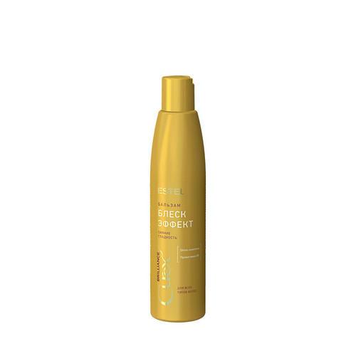 Estel Бальзам-сияние для всех типов волос, 250 мл (Estel, Curex Brilliance)