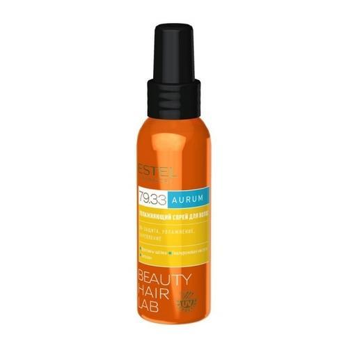 Увлажняющий спрей для волос Aurum, 100 мл (Estel, Beauty hair lab) beauty hair lab увлажняющий спрей эстель aurum spray 100 мл