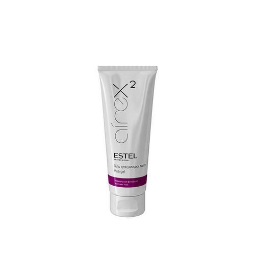 Estel Гель для укладки волос - нормальная фиксация, 200 мл (Estel, Airex)