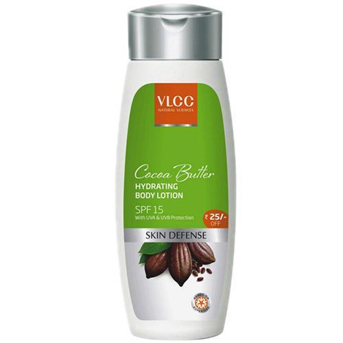 Купить со скидкой VLCC Увлажняющий лосьон для тела Масло Какао SPF15, 200 мл (VLCC, Skin Care)