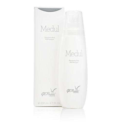 Мягкий лечебный шампунь Medul, 200 мл (Gernetic, Для волос)