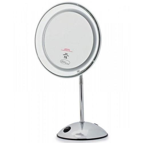 LM191 Зеркало косметологич. со светодиодной подсветкой на гибкой ножке Gezatone (Gezatone)