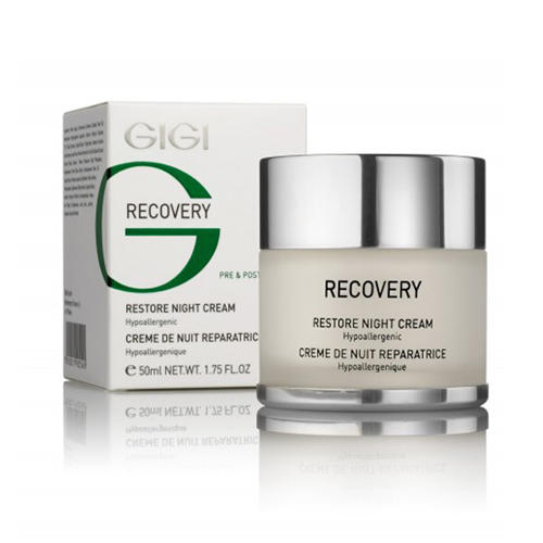 Восстанавливающий ночной крем 50 мл (GIGI, Recovery) крем для лица ночной gigi gigi mp002xw1a6ze