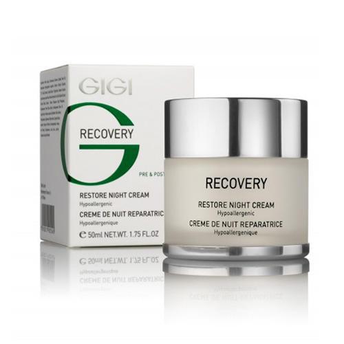 Восстанавливающий ночной крем 50 мл (GIGI, Recovery) gigi восстанавливающий ночной крем 260 мл