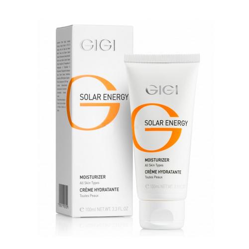 Крем увлажняющий 100 мл (GIGI, Solar Energy) крем для проблемной кожи gigi