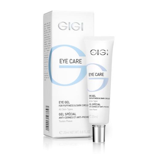 Гель для век от отеков и темных кругов 25 мл (GIGI, Eye Care) mesolab крем для снятия отеков и осветления темных кругов под глазами eye contour swelling off gel 30 мл