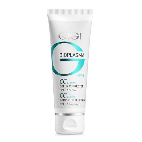 Крем для коррекции цвета кожи SPF 15 (CC Cream), 75 мл (Bioplasma)