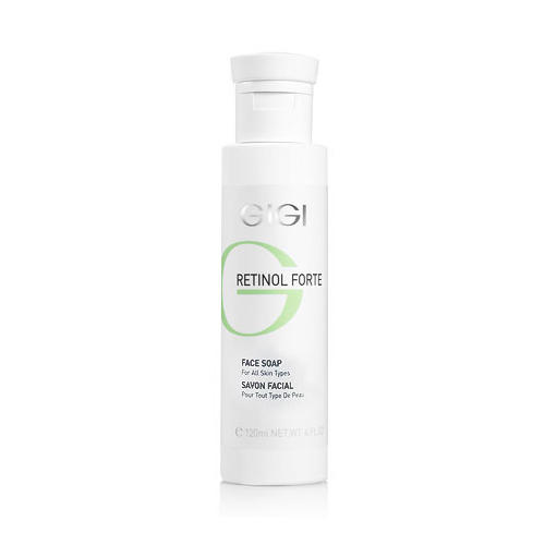 GIGI Мыло жидкое для лица  120 мл (Retinol Forte)