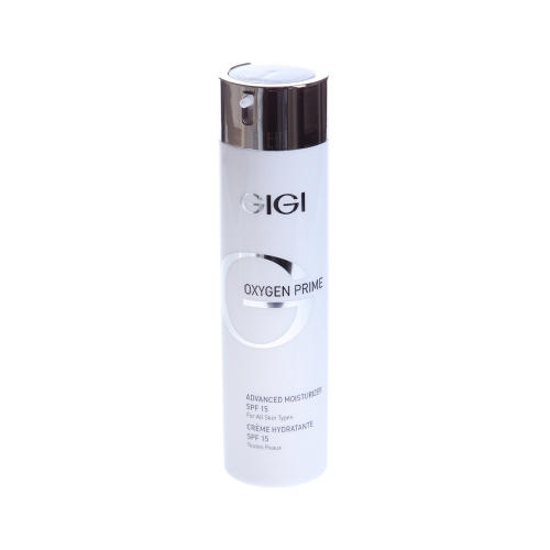 GIGI Крем увлажняющий SPF15  50 мл (Oxygen Prime)