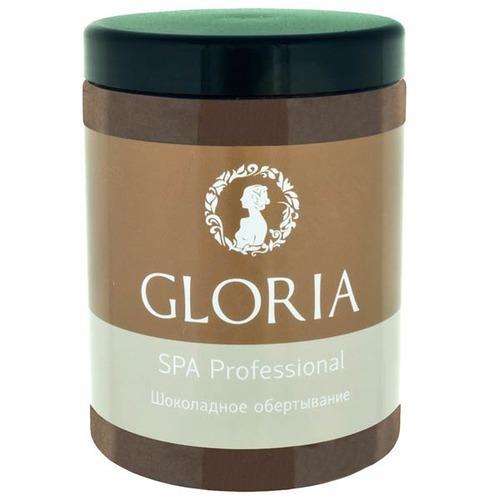 Обертывание шоколадное, 1000 мл (Gloria, Профессиональная косметика для SPA)