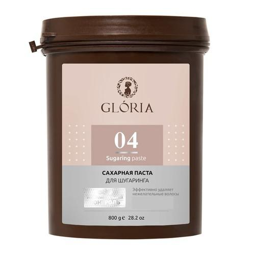 Gloria Сахарная паста для депиляции Плотная, 800 гр (Gloria, Gloria Classic) фото