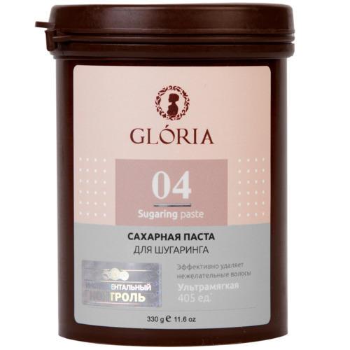 Gloria Сахарная паста для депиляции Ультра-мягкая, 330 гр (Gloria, Gloria Classic)