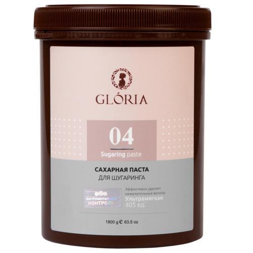Gloria Сахарная паста для депиляции Ультра-мягкая, 1800 гр (Gloria, Gloria Classic)