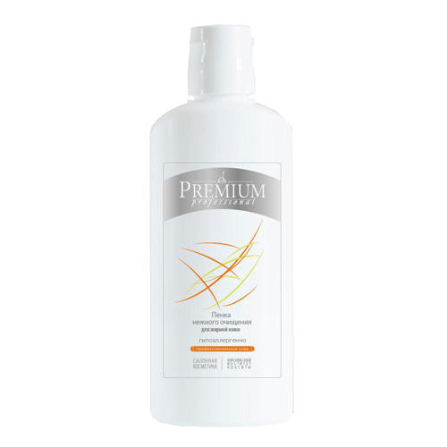 Пенка нежного очищения для жирной кожи 170 мл (Premium, Professional)