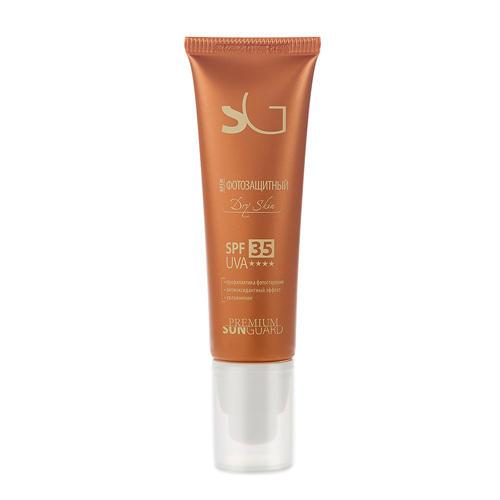 Крем фотозащитный SPF35 Dry Skin, 50 мл (Premium, Sunguard) крем от ожогов апполо