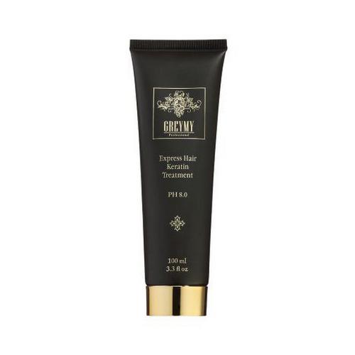 Greymy professional Платинум Экспресс кератиновый крем для разглаживания, 100 мл (Greymy professional, Shine)