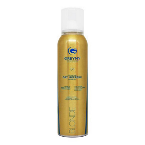 Greymy professional Сухой шампунь Блонд, 150 мл (Greymy professional, Volume)