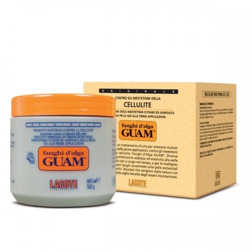 Guam Fanghi dAlga Маска антицеллюлитная для горячего обертывания 500 г (Fanghi dAlga)