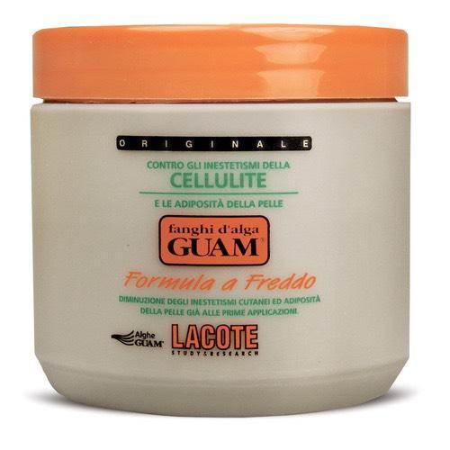 Купить Guam Fanghi d'Alga Маска антицеллюлитная с охлаждающим эффектом 500 г (Guam, Fanghi d'Alga), Италия