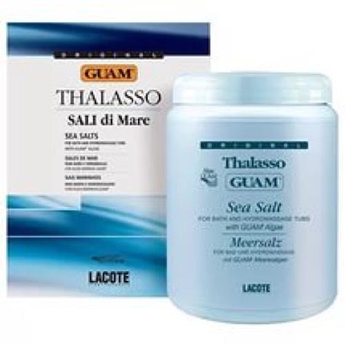 Купить со скидкой Guam Соль для ванны  1000 г (Guam, Talasso)