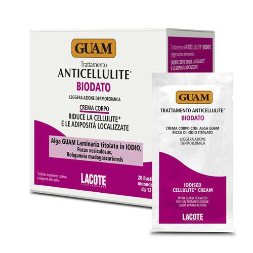 Anticellulite Крем антицеллюлитный 20 x 12 мл (Guam, Specialistica) sven seb 108