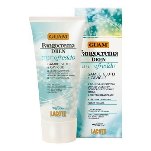 Купить Guam Крем антицеллюлитный с дренажным эффектом освежающий 200 мл (Guam, Dren), Италия