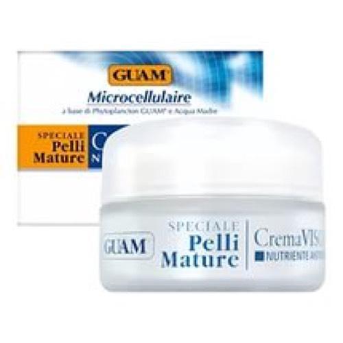 Питательный крем против морщин 50 мл (Guam, Microcellulaire) guam microcellulaire очищающая маска