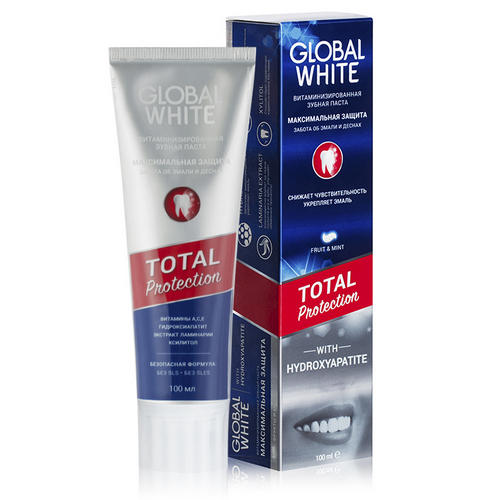 Зубная паста Total Protection \