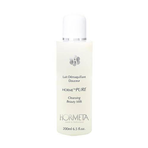Купить Hormeta Нежное молочко для снятия макияжа 200 мл (Hormeta, ОрмеПЮР), Швейцария