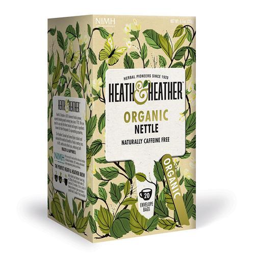 HeathHeather Напиток травяной Крапива Органик  20 пак. (Organics)
