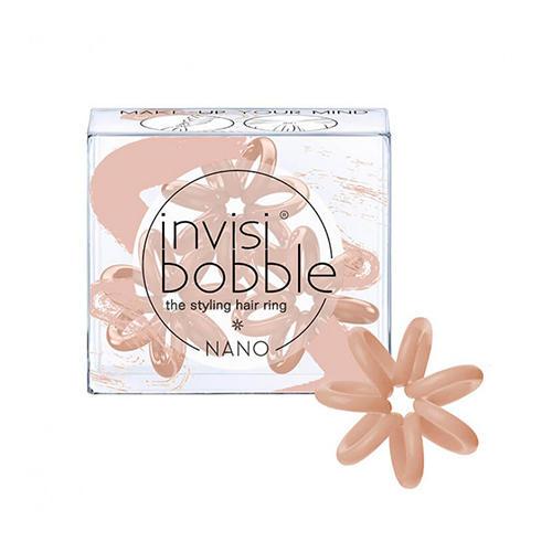 Резинка для волос Nano MakeUp Your Mind нюдовый (Invisibobble, Nano)